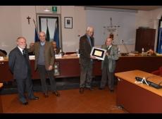 Croce D Argento   premiazione Albuzzi