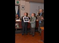 Croce D Argento   premiazione Donati