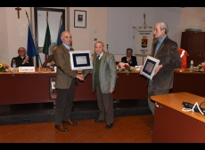 Croce D Argento   premiazione Pizzi
