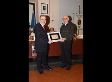 Croce D Argento premiazione De Leo