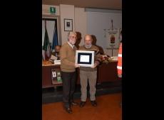 Croce D Argento premiazione Varinelli