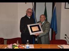Croce D Argento premiazione Don Angelo