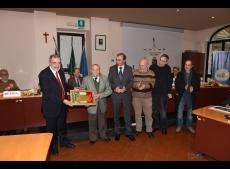 Premiazione 30 anni presidenza Moretti